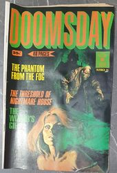 "DOOMSDAY COMIC NO 25 1970""s product image"