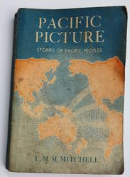 PACIFIC PICTURE STORIES OD PACIFIC PEOPLES  product image