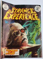 STRANGE EXPERIENCE COMIC No 7 product image