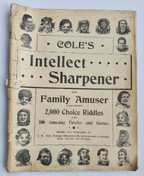 COLES INTELLECT SHARPENER 104 PAGES product image