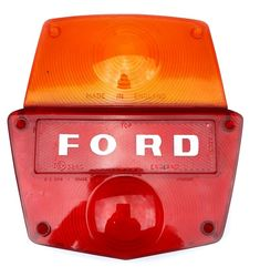 FORD TAIL/FLASHER LENS ENGLISH FORD product image