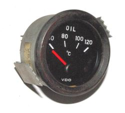 VDO INTERNATIONAL ELECTRIC OIL PRESSURE 2'' GAUGE product image