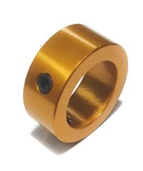 STEERING SHAFT SAFETY COLLAR 20MM AGS GOLD product image