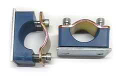 ROTAX BATTERY CHASSIS CLAMP KIT 30/32MM CHASSIS product image