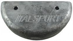 KART BALLAST WEIGHT 3KG ITALSPORT product image
