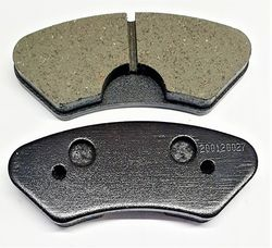 BRAKE PADS UNIVERSAL 6MM THREAD 56MM CENTRES HARD product image